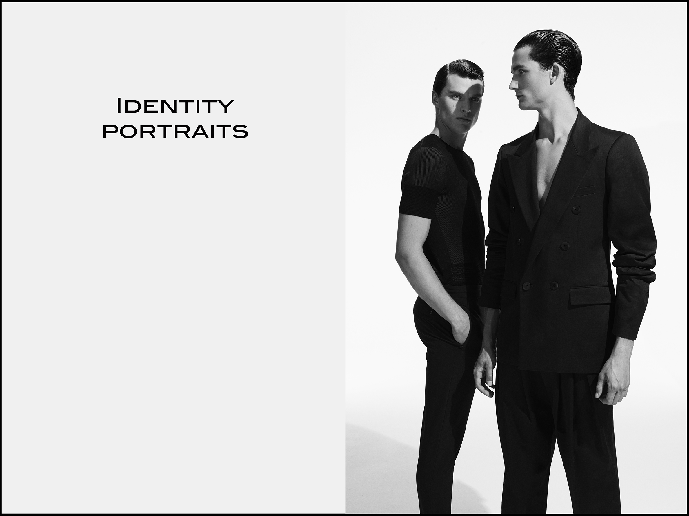 Identity Portraits